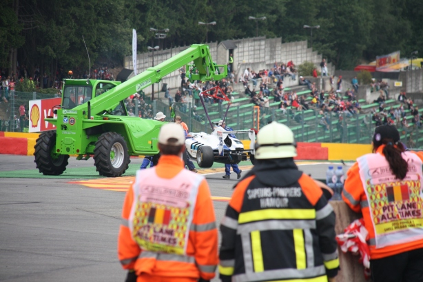 gp3 car wreck