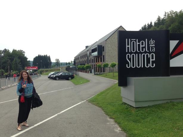 hotel de la source